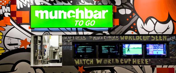 Munchbar to go