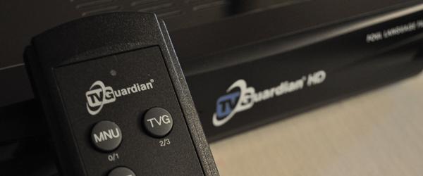 tvg remote
